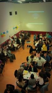 auditorio mesas